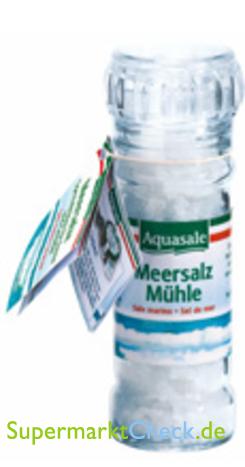 Foto von Aquasale Meersalz