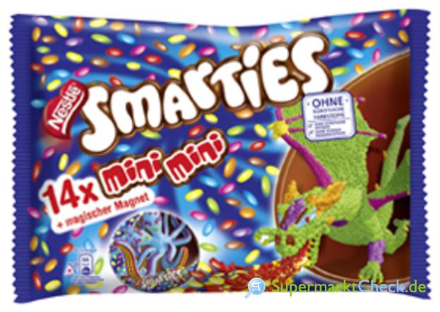 Foto von Nestle Smarties Mini