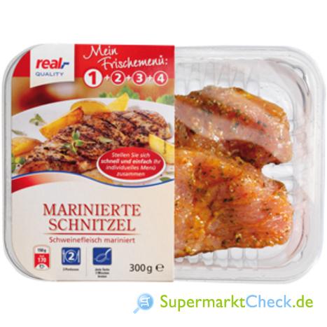 Foto von real Quality Marinierte Schnitzel