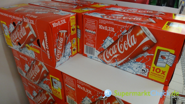 Foto von Coca Cola