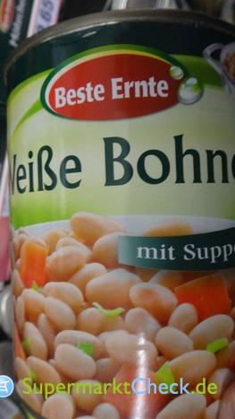 Foto von Beste Ernte Weiße Bohnen mit Suppengrün