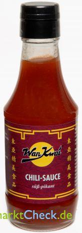 Foto von Wan Kwai Chinesische Chili-Sauce