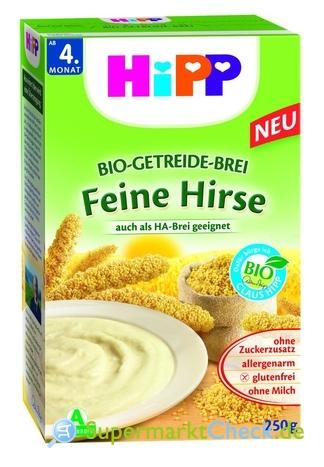 Foto von Hipp Bio-Getreide-Brei