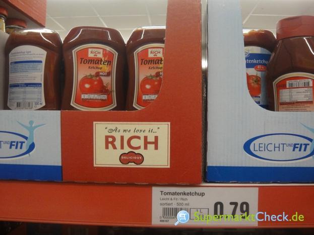 Foto von Rich Delicious Tomato Ketchup