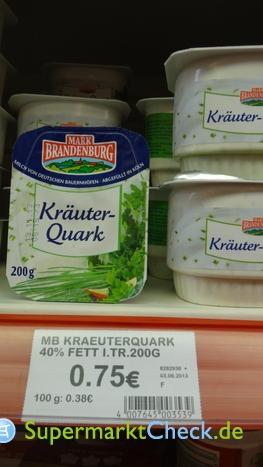 Foto von Mark Brandenburg Kräuterquark
