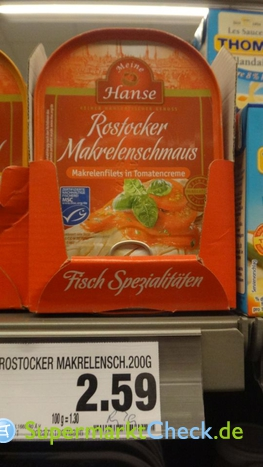 Foto von Meine Hanse Rostocker Makrelenschmaus