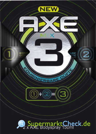 Foto von Axe Bodyspray