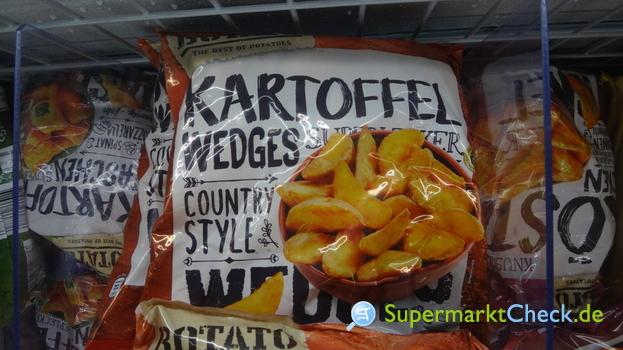 Foto von Botato Kartoffel Wedges