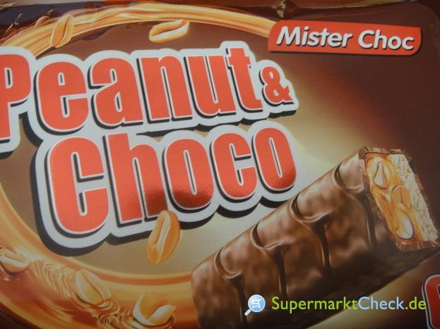 Foto von Mister Choc Peanut Choco