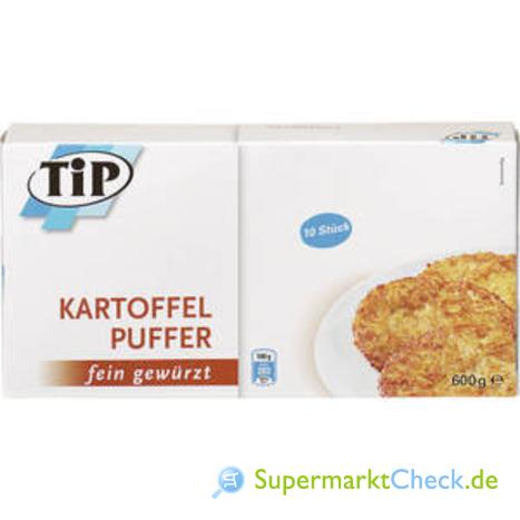 Foto von TIP Kartoffelpuffer