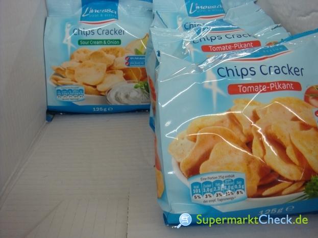 Foto von Linessa Chips Cracker