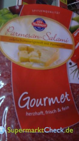Foto von Stockmeyer Parmesan Salami Teller