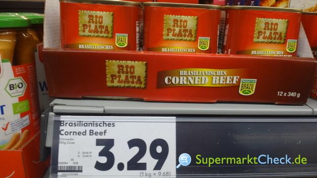 Foto von Rio Plata Brasilianisches Corned Beef