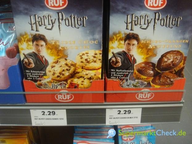 Foto von Ruf Harry Potter Muffins