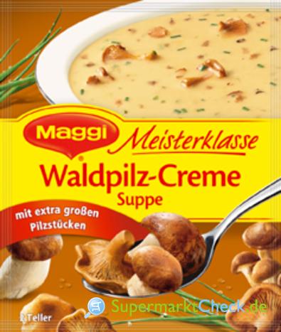 Foto von Maggi Meisterklasse Waldpilz-Cremesuppe