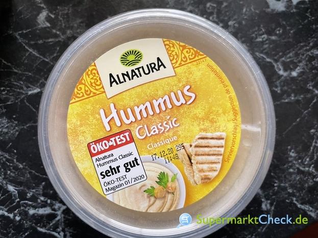 Foto von Alnatura Bio Hummus
