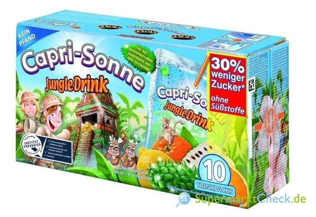 Foto von Capri Sonne Jungle Drink 10-er Pack