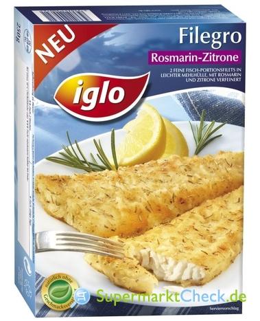 Foto von Iglo Filegro
