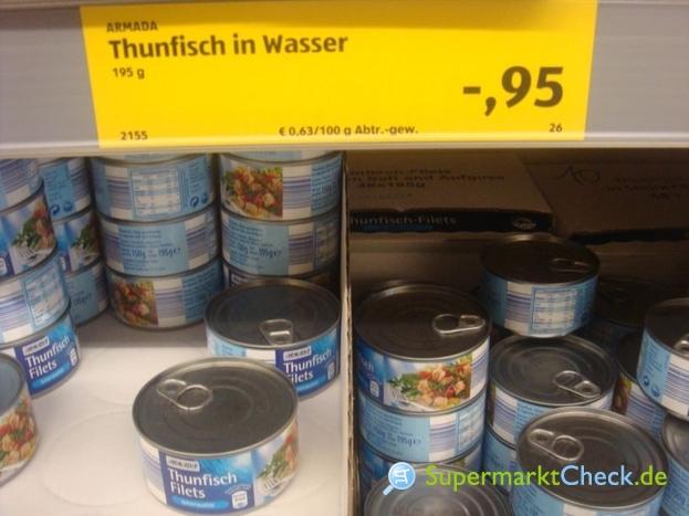 Foto von Armada Thunfisch Filet