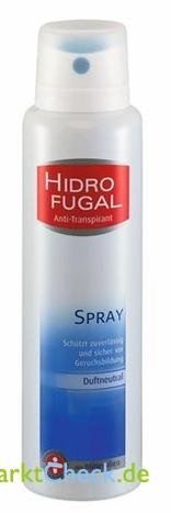 Foto von Hidro Fugal Anti-Transpirant Spray