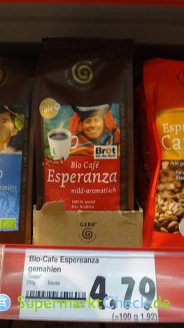 Foto von Gepa Bio Cafe Esperanza