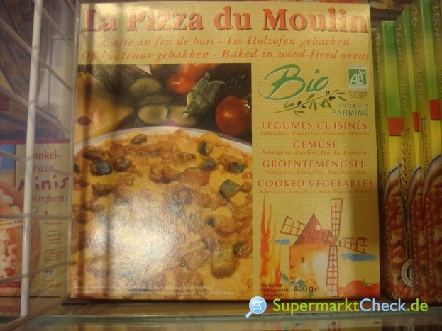 Foto von La Pizza du Moulin Bio
