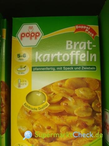 Foto von Popp Feinkost Bratkartoffeln