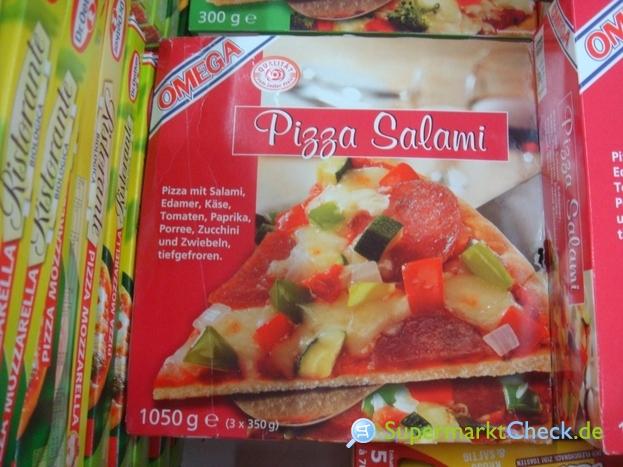 Foto von Omega Pizza 3-er