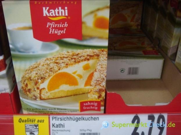 Foto von Kathi Kuchenbackmischungen