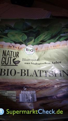 Foto von Naturgut Bio Blattspinat