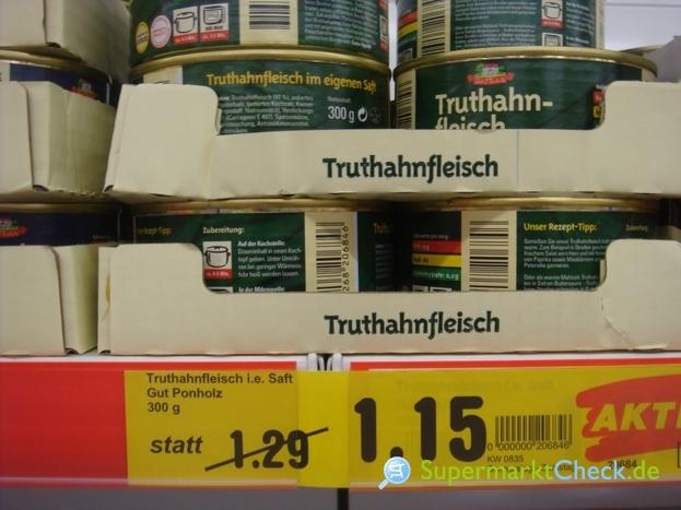 Foto von Gut Ponholz Truthahnfleisch