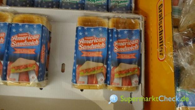Foto von Grafschafter American Sandwich