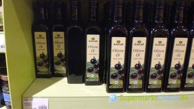 Foto von Alnatura Oliven Öl