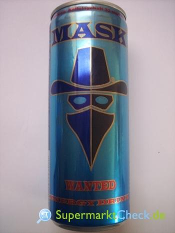 Foto von Mask Energy Drink