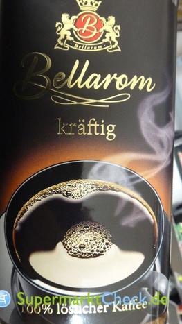Foto von Bellarom Löslicher Kaffee kräftig