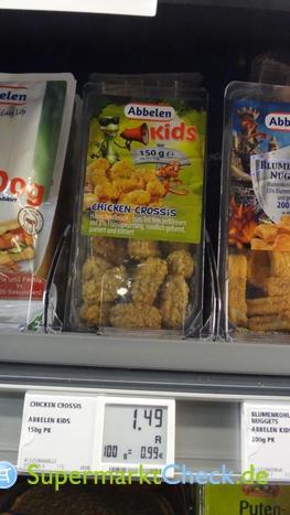 Foto von Abbelen Kids Chicken Crossis