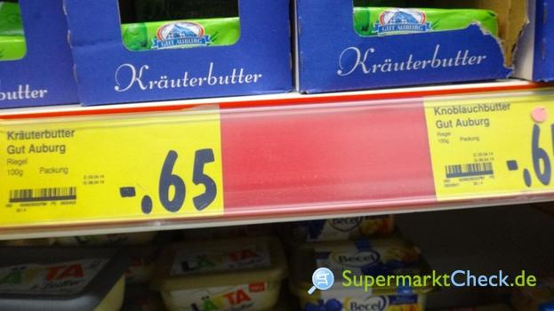 Foto von Gut Auburg Kräuterbutter