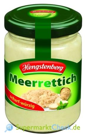 Foto von Hengstenberg Meerrettich