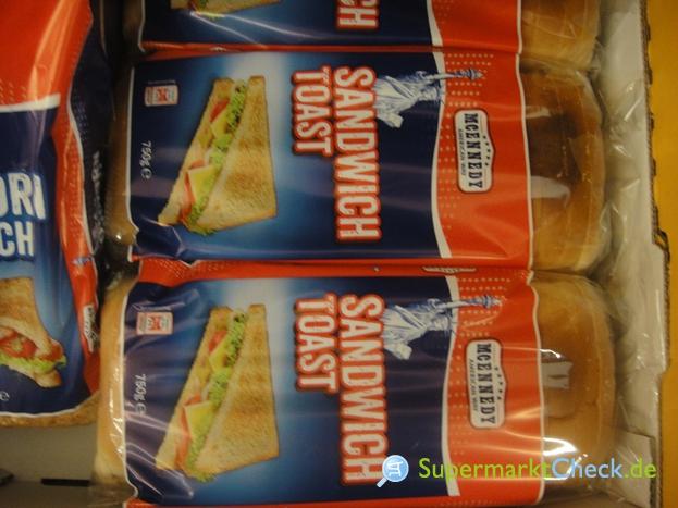 Foto von MC Ennedy Sandwich Toast