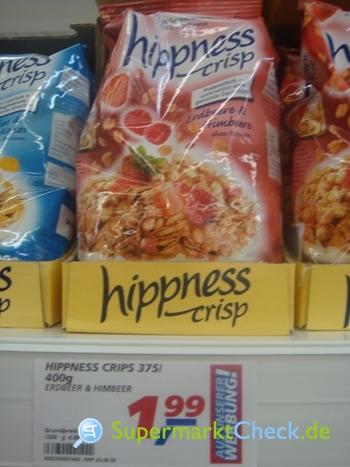 Foto von Hipp Hippness Crisp