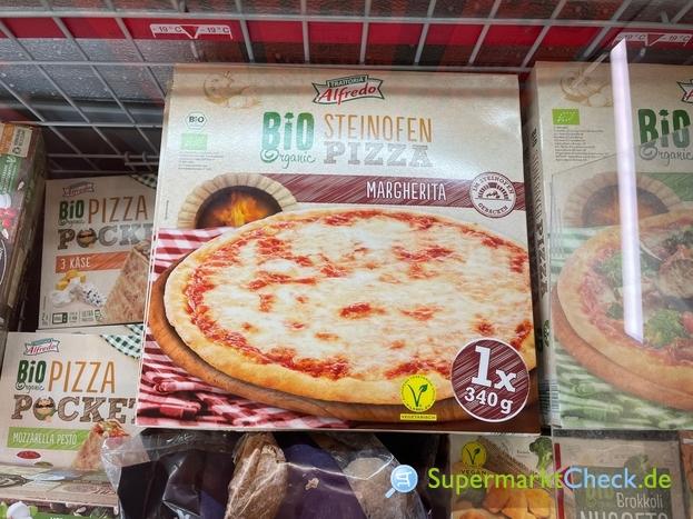Foto von Trattoria Alfredo Bio Steinofen Pizza