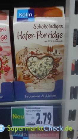 Foto von Kölln Hafer Porridge