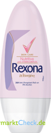 Foto von Rexona Women Deo Roll-on