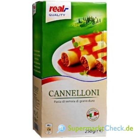 Foto von real Quality Canelloni