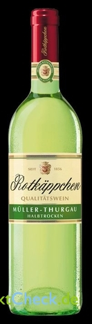 Foto von Rotkäppchen Qualitätswein Müller-Thurgau