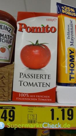 Foto von Pomito Passierte Tomaten