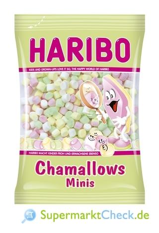 Foto von Haribo Chamallows Minis