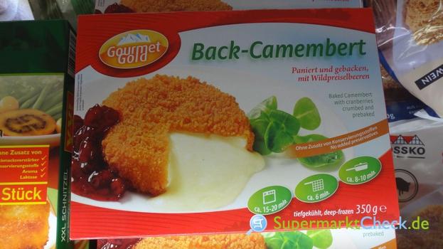 Foto von Gourmet Gold Back Camembert
