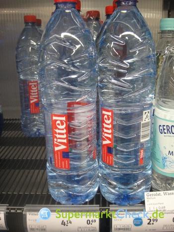 Foto von Vittel Natürliches Mineralwasser