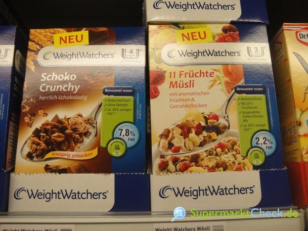 Foto von Weight Watchers ® Schoko Crunchy
